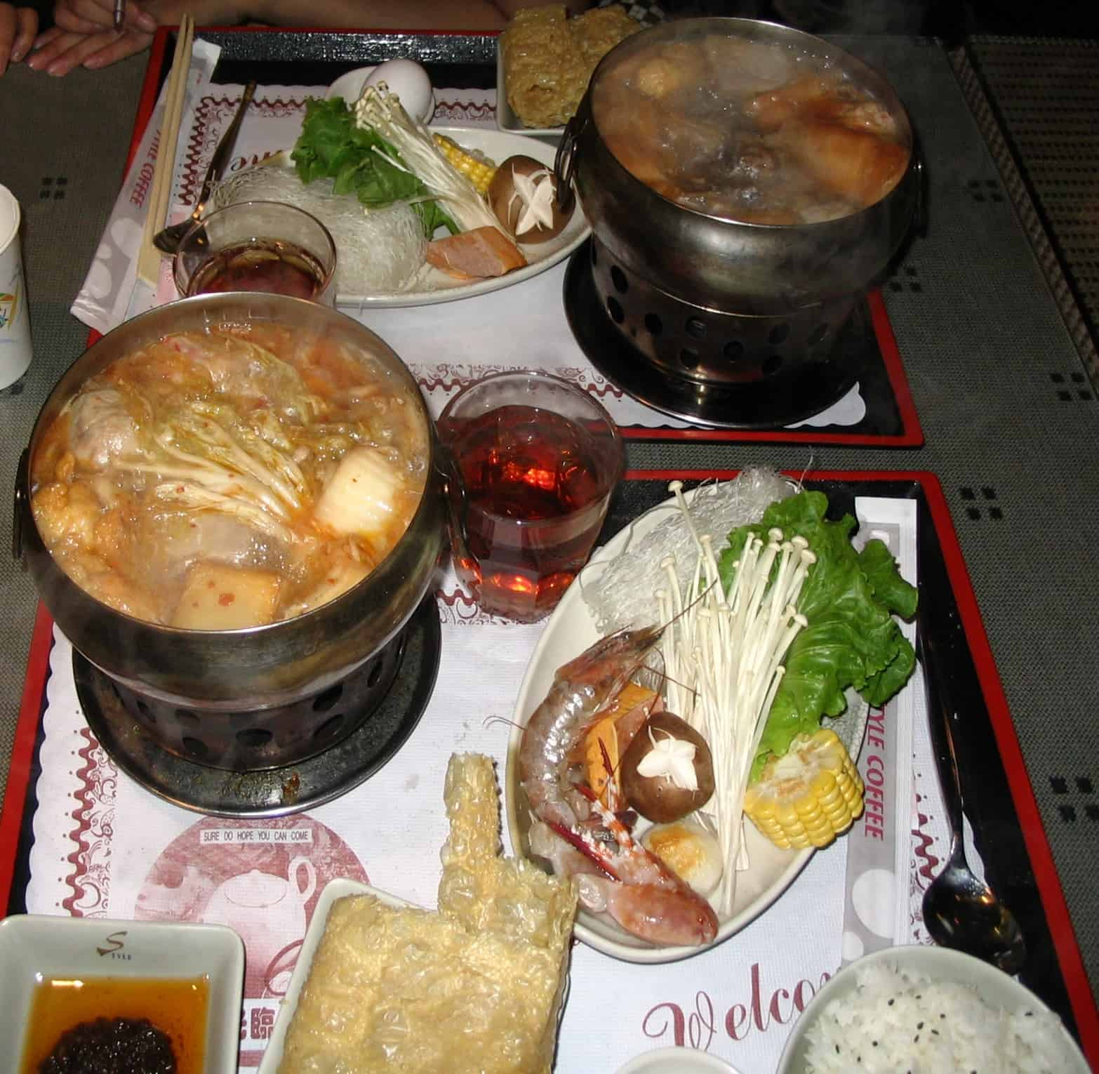Taiwanese Hotpot - Taiwan's Best Foods