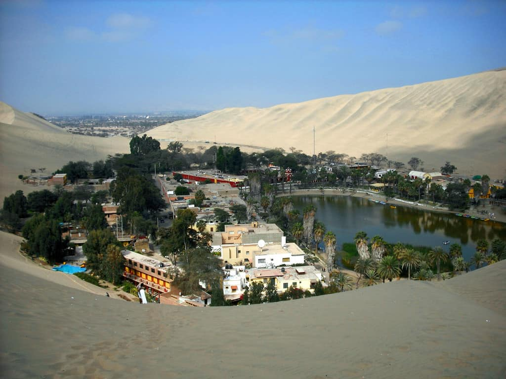 Huacachina, Peru - Magical Places You Won't Believe Exist In The World