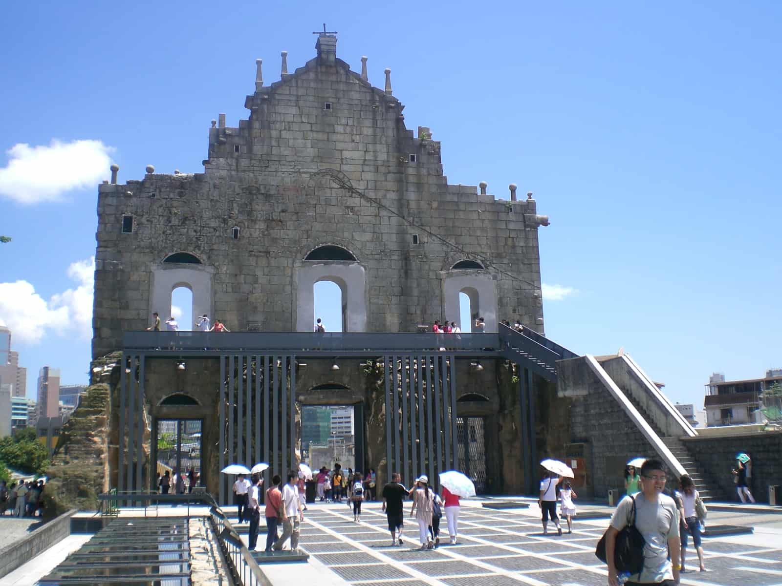 Ruins of St Paul's - Best Things to do in Macau