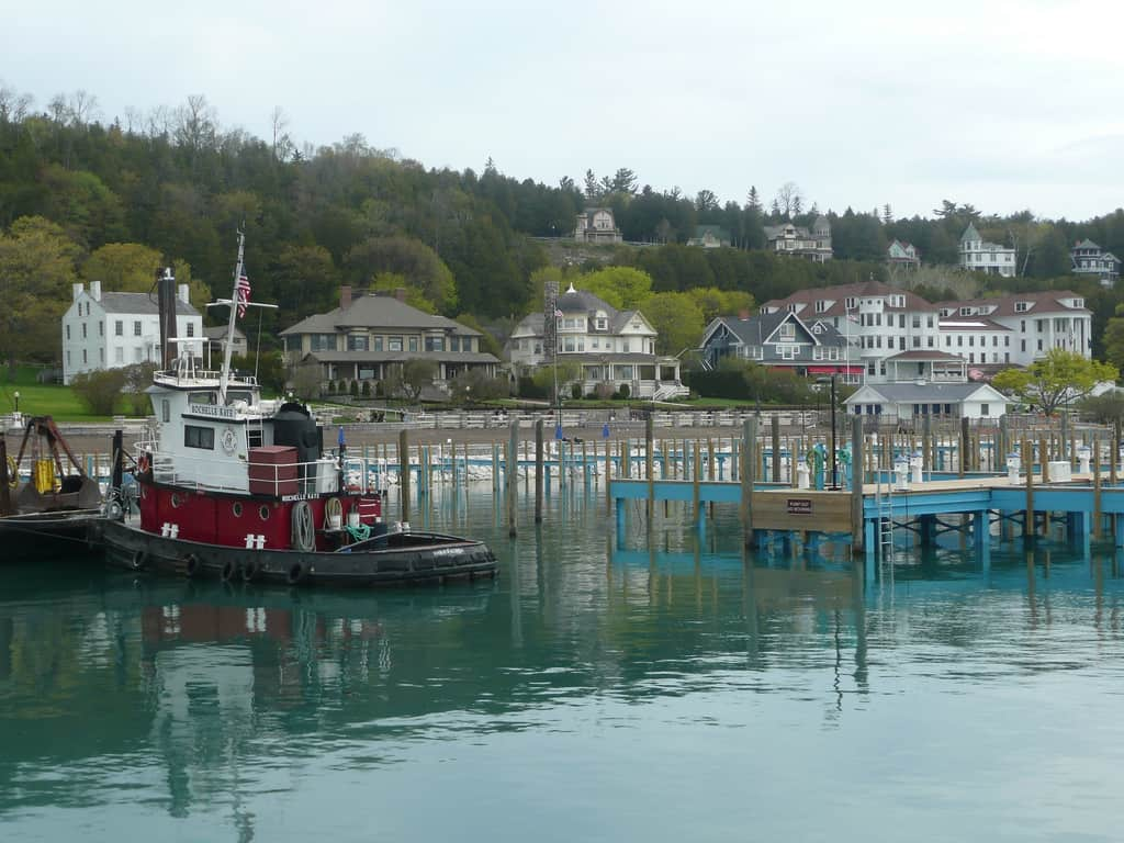 Mackinac Island, Michigan - Best Continental US Islands for Families