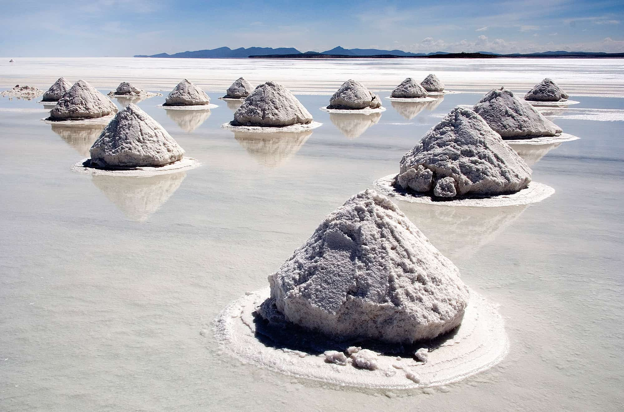 Salar de Uyuni, Bolivia - Magical Places You Won't Believe Exist In The World