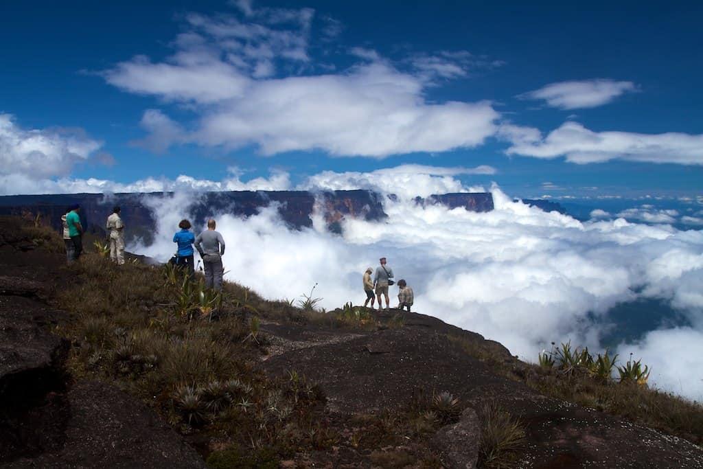 Mount Roraima, Guyana, Venezuela, Brazil