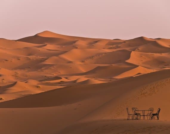 Sahara dunes - Africa With Kids