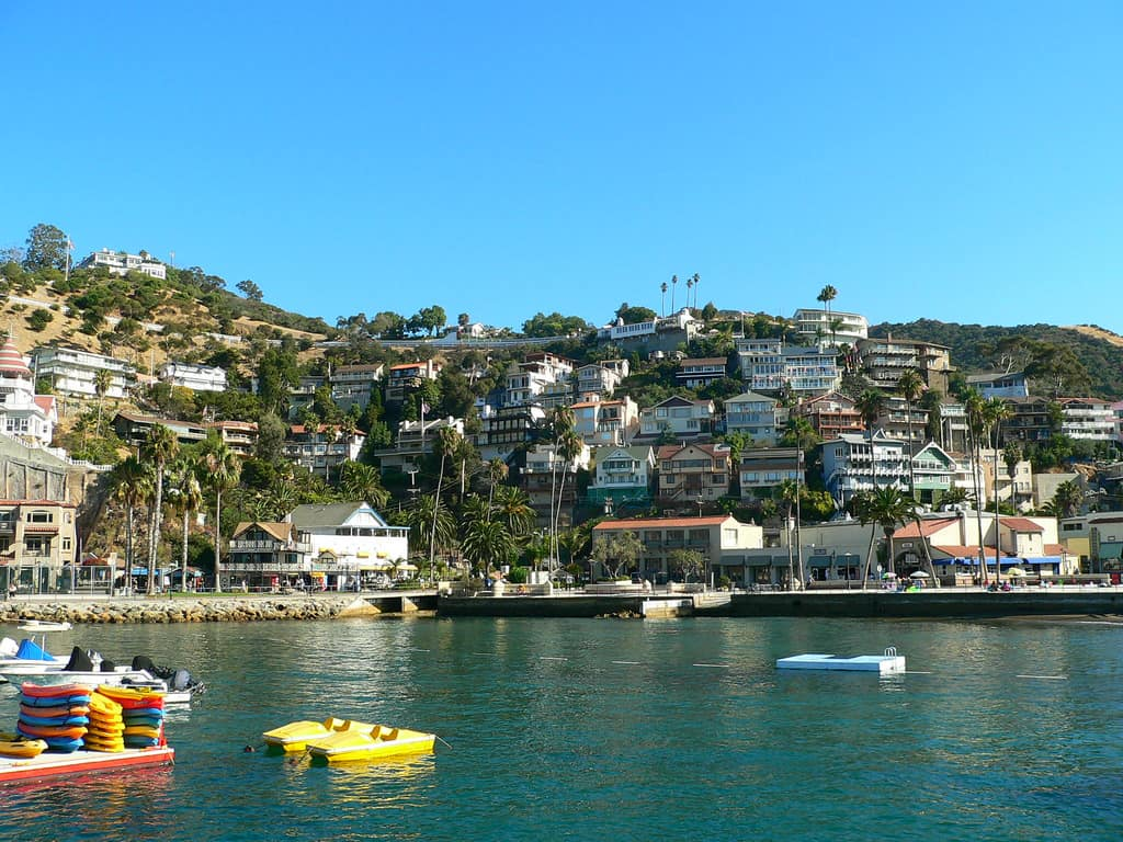 Santa Catalina Island, California - Best Continental US Islands for Families