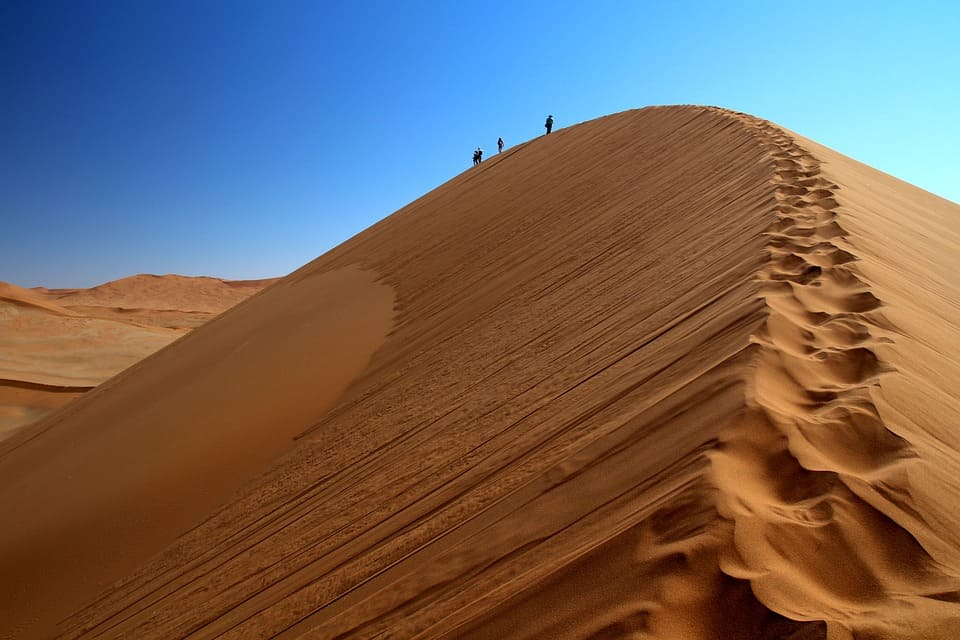 Sossusvlei Dunes - Africa With Kids
