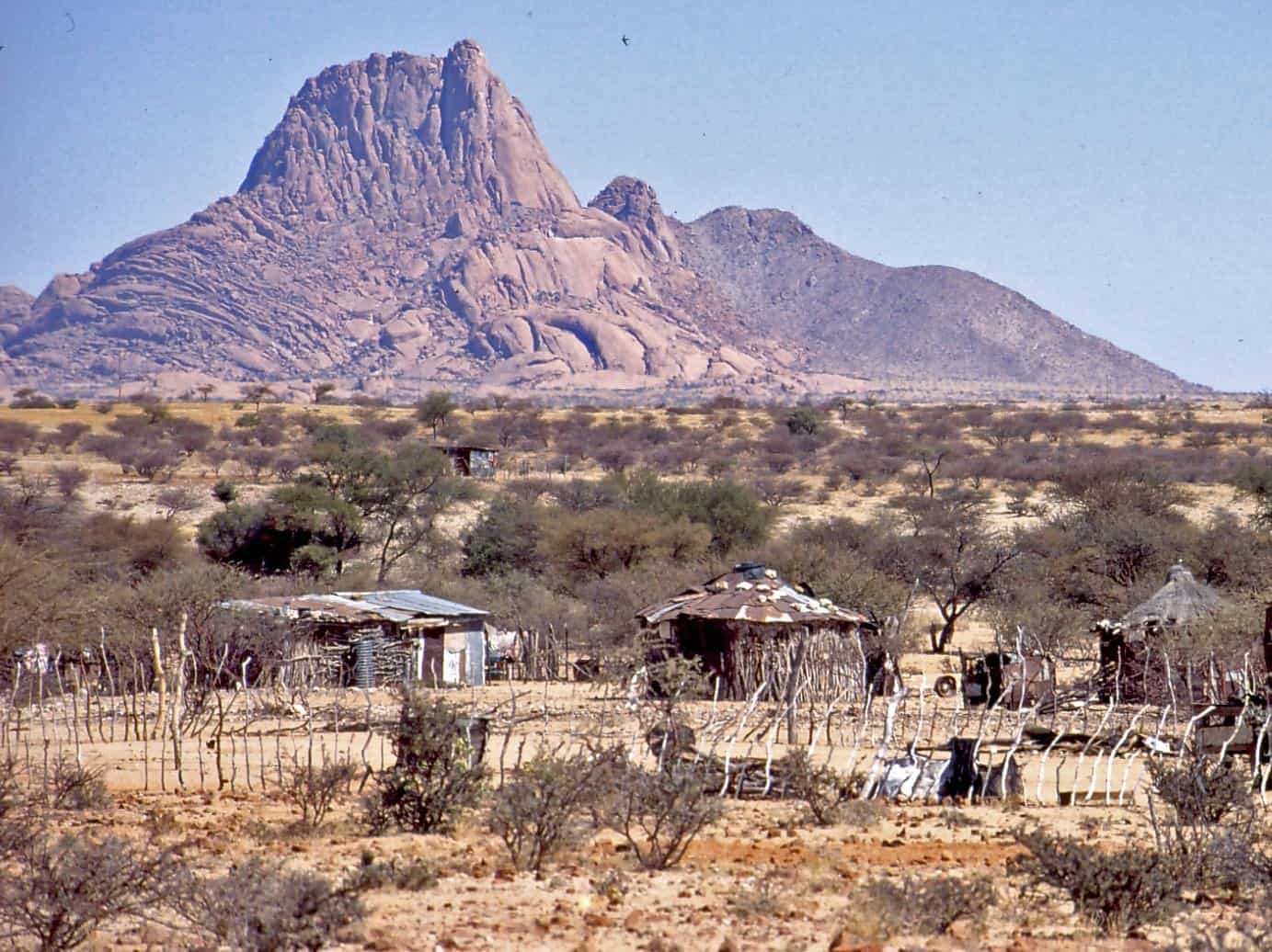 Spitzkoppe - Africa With Kids