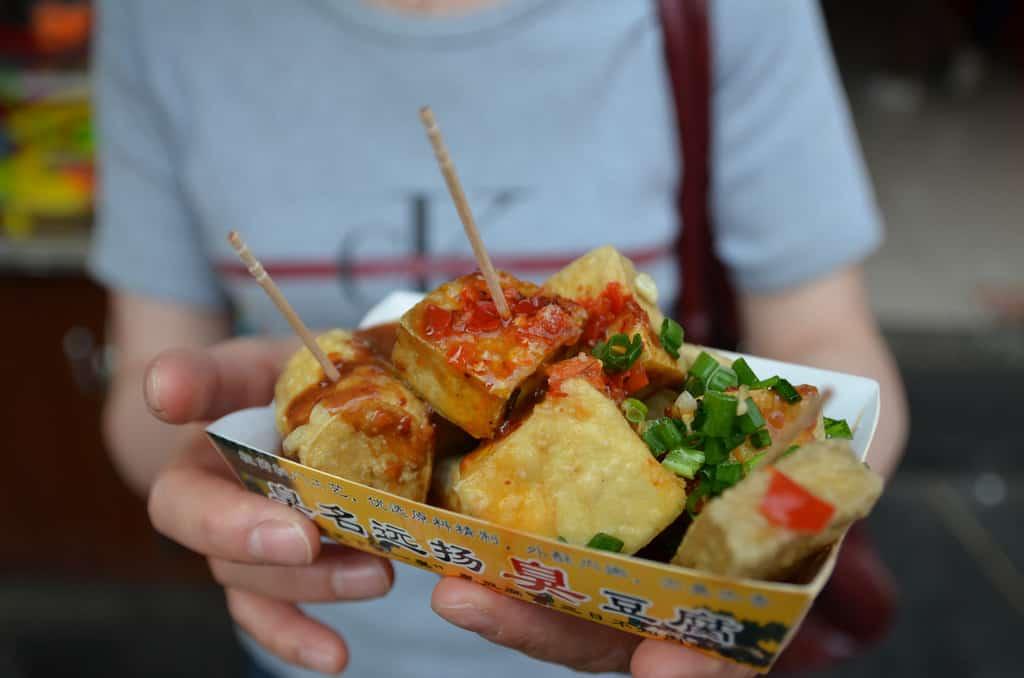Stinky Tofu - Taiwan's Best Foods