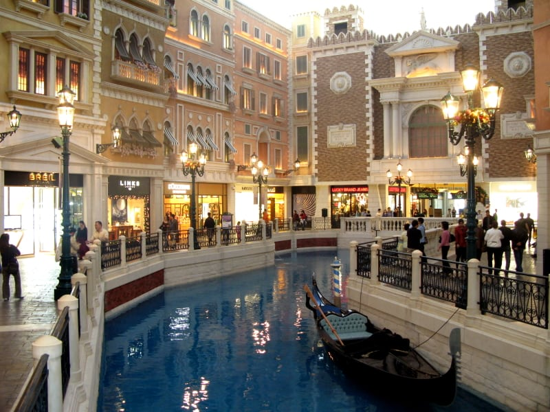 Venetian Macau - Best Things to Do in Macau