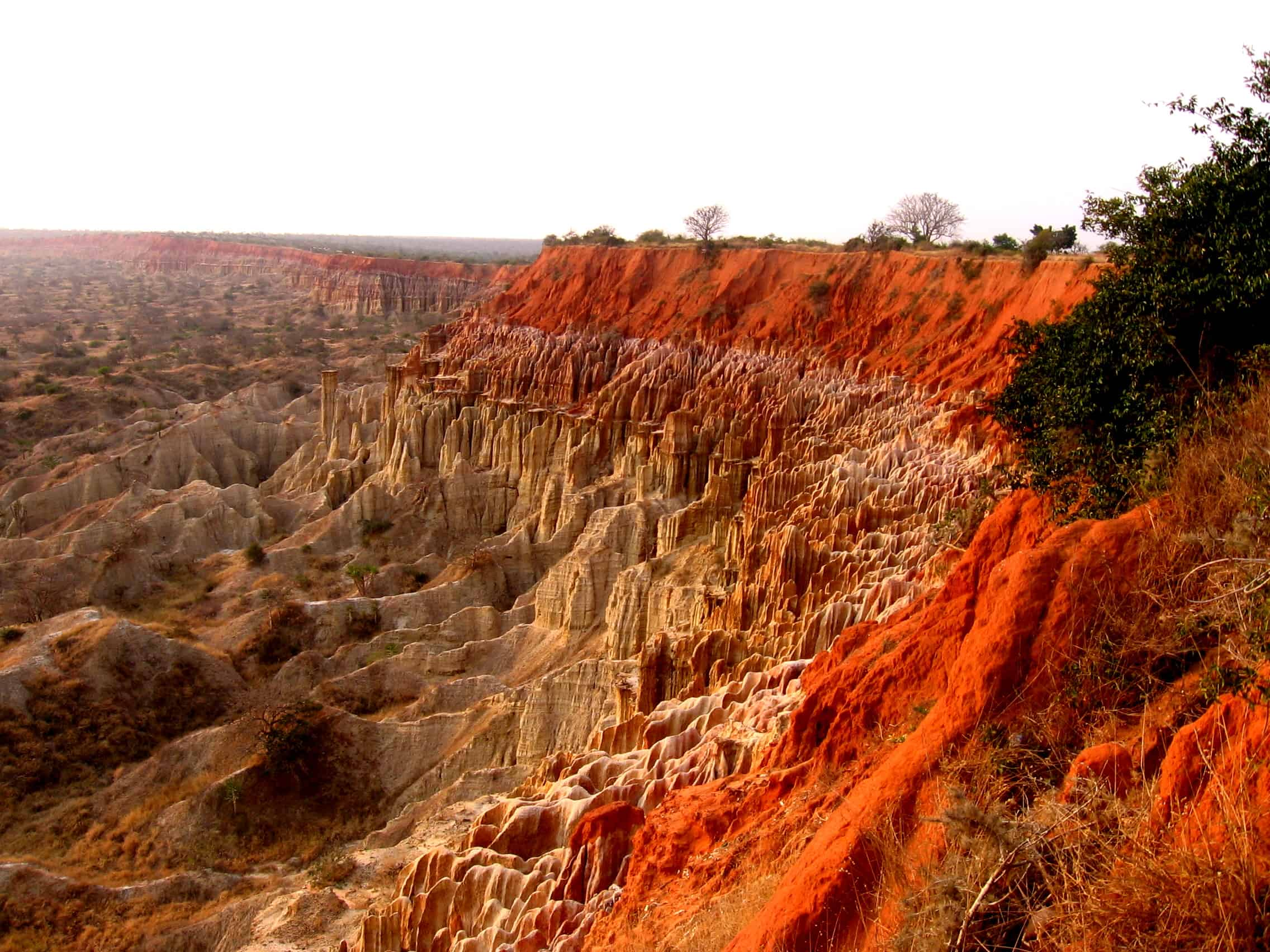 Valley of the Moon, Angola - Magical Places You Won't Believe Exist In The World
