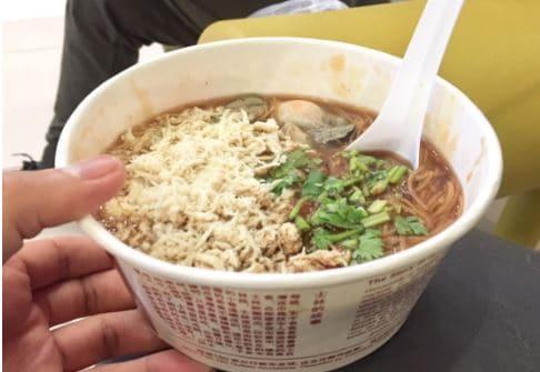 Flour Rice Noodles - Taiwan's Best Foods