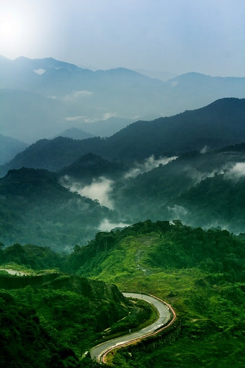 Genting Highlands - Malaysia with kids