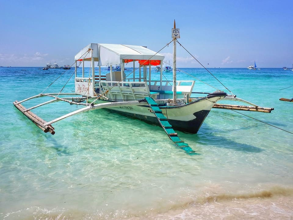 Boracay - Best places to visit in February
