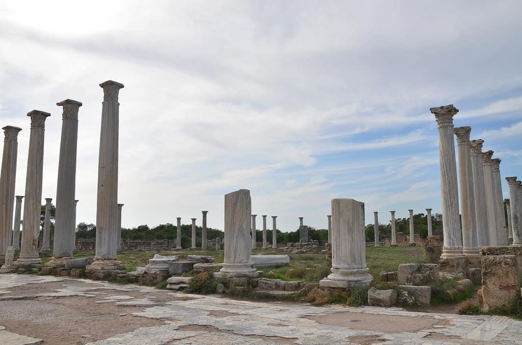 Ancient Salamis - Top Tourist Spots to Visit in Cyprus