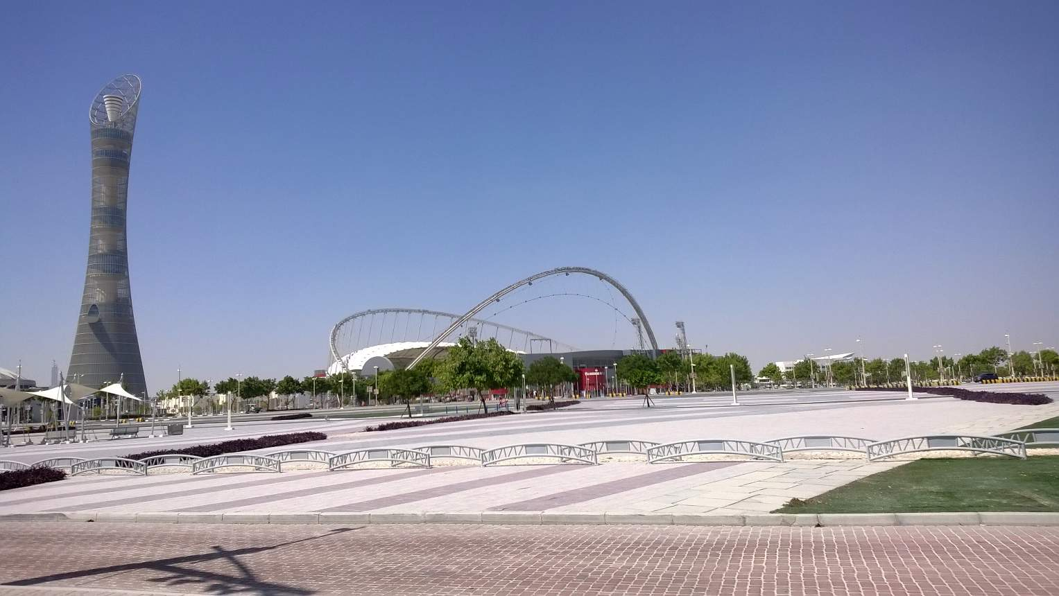 Aspire Park - Best Places to Visit in Qatar