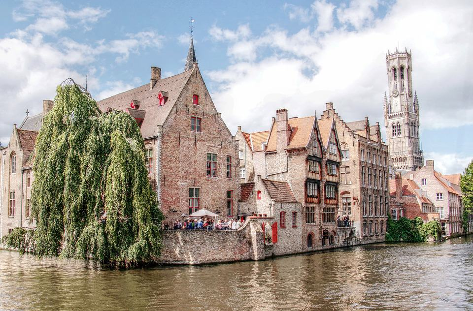 Bruges - Best places to visit in January