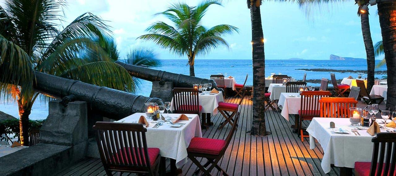 Canonnier Beachcomber Golf Resort and Spa, Mauritius