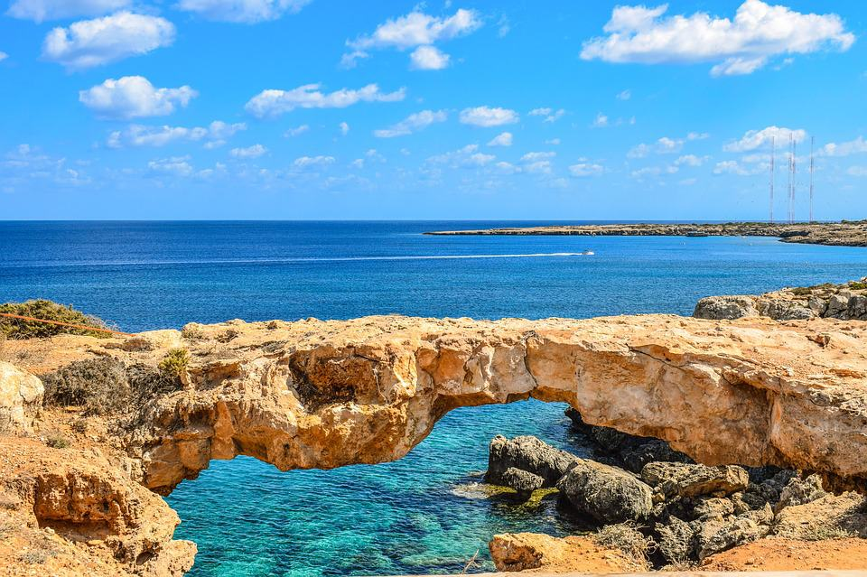 Cape Greco National Park - Top Tourist Spots to Visit in Cyprus