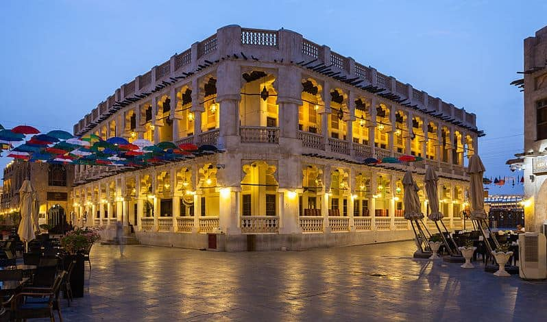 Souq Waqif - Best Places to Visit in Qatar