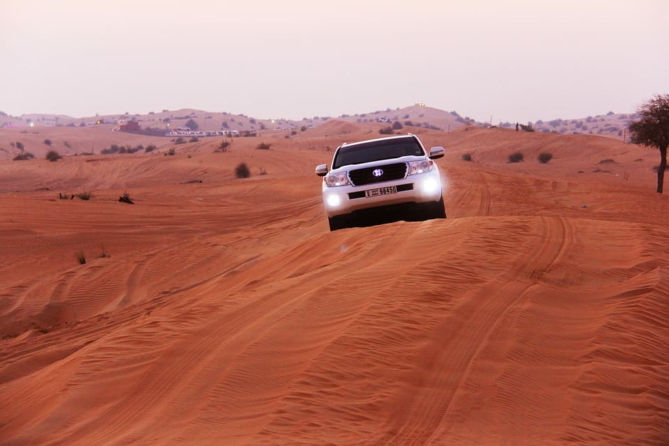 Desert Safari - Best Places to Visit in Qatar