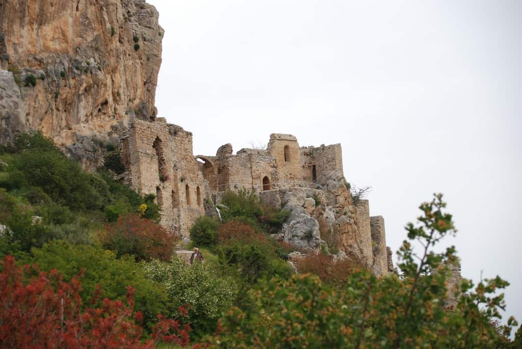 Hilarion Castle - Top Tourist Spots to Visit in Cyprus
