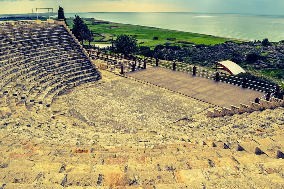 Ancient Kourion Archaeological Site - Top Tourist Spots to Visit in Cyprus
