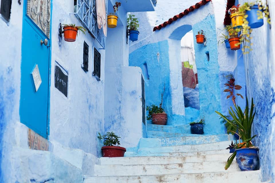 Morocco - Best places to visit in January