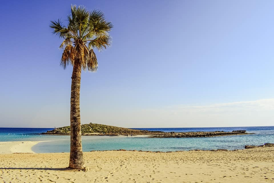 Nissi Beach - Top Tourist Spots to Visit in Cyprus