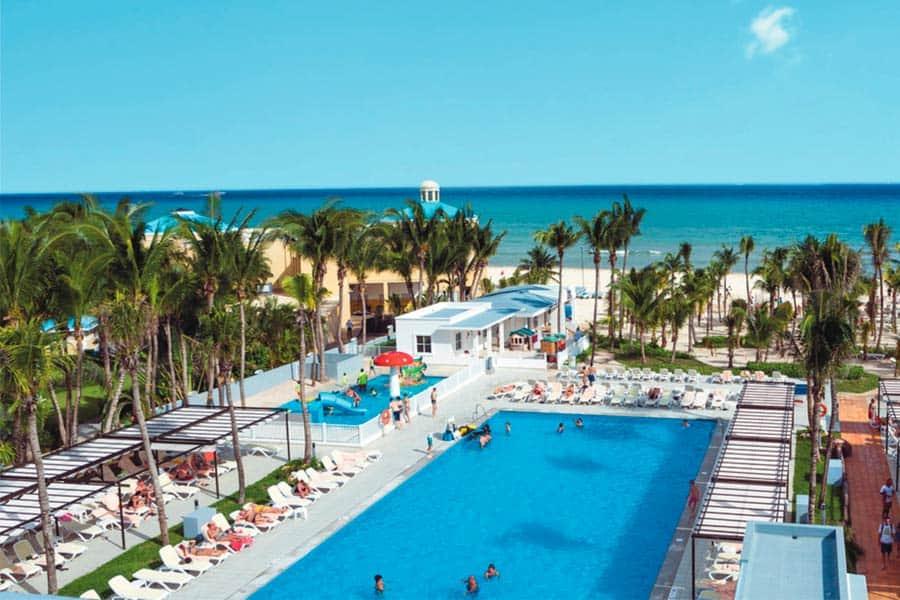 Riu Playacar All Inclusive, Quintana Roo, Mexico