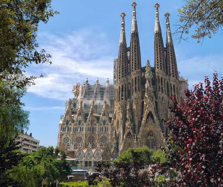 Sagrada Familia - Barcelona With Kids