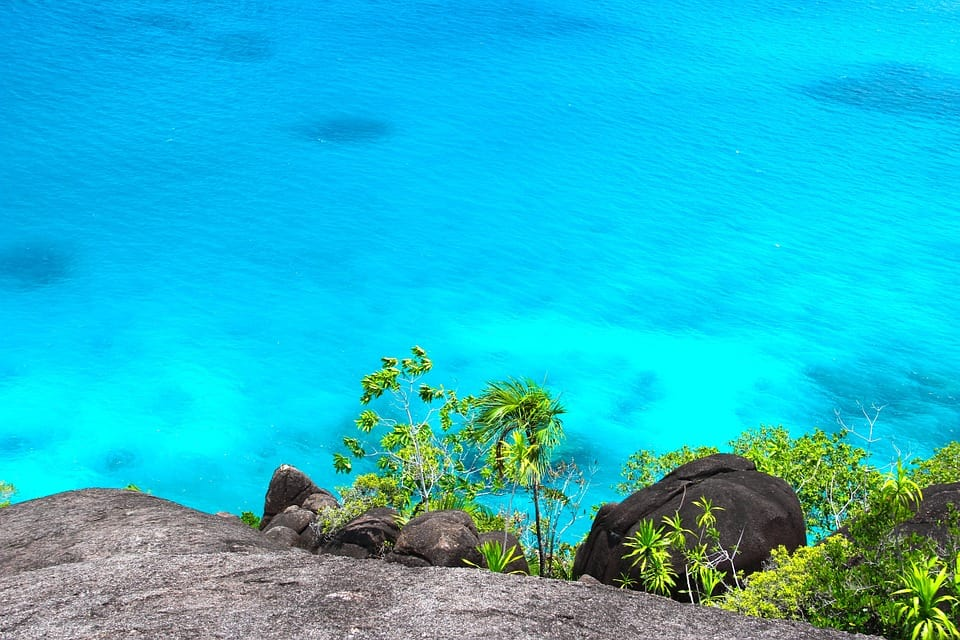 Seychelles - Best places to visit in January