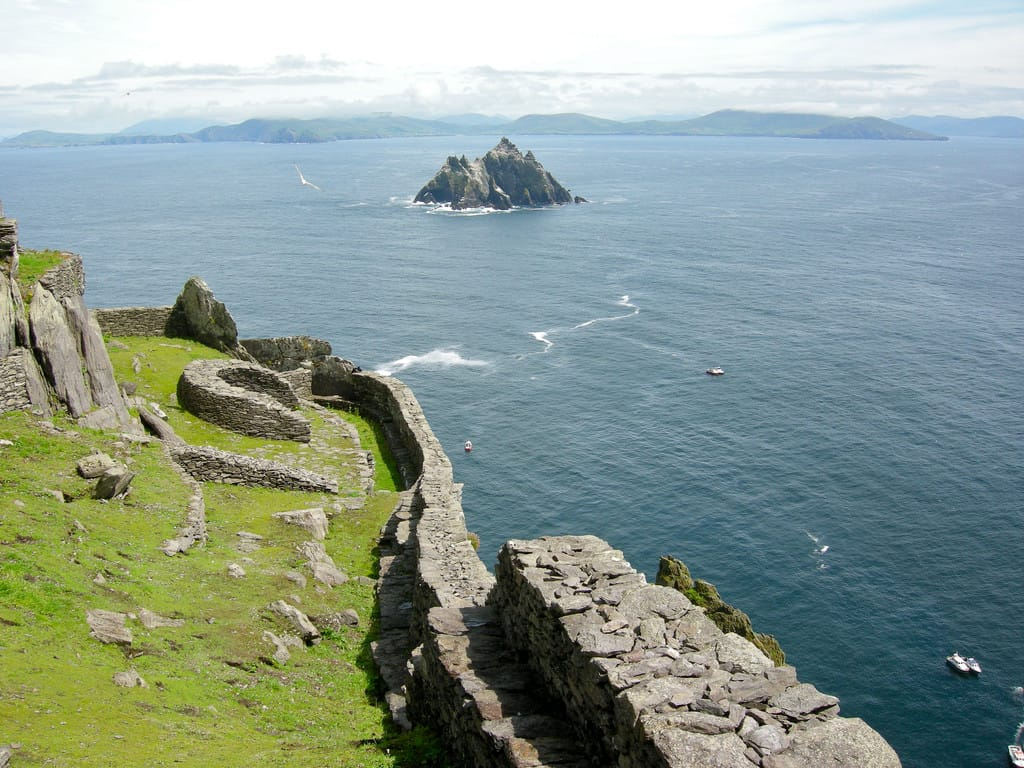 Skellig Islands - Ireland With Kids