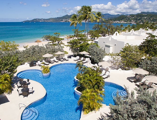 Spice Island Beach Resort - Best All-inclusive Caribbean Resorts