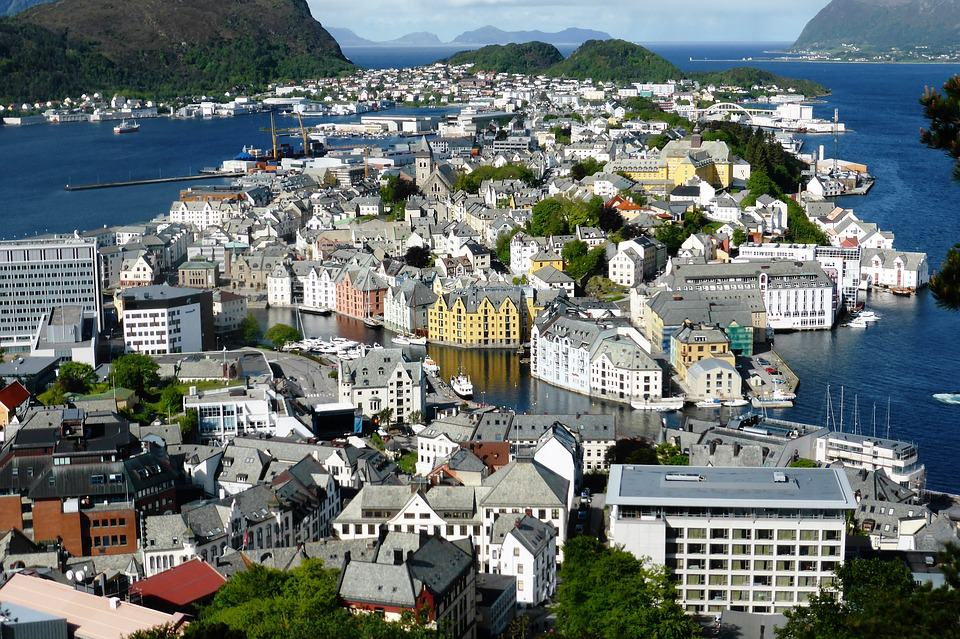 Ålesund and Sunnmøre - Best Places to Visit in Norway