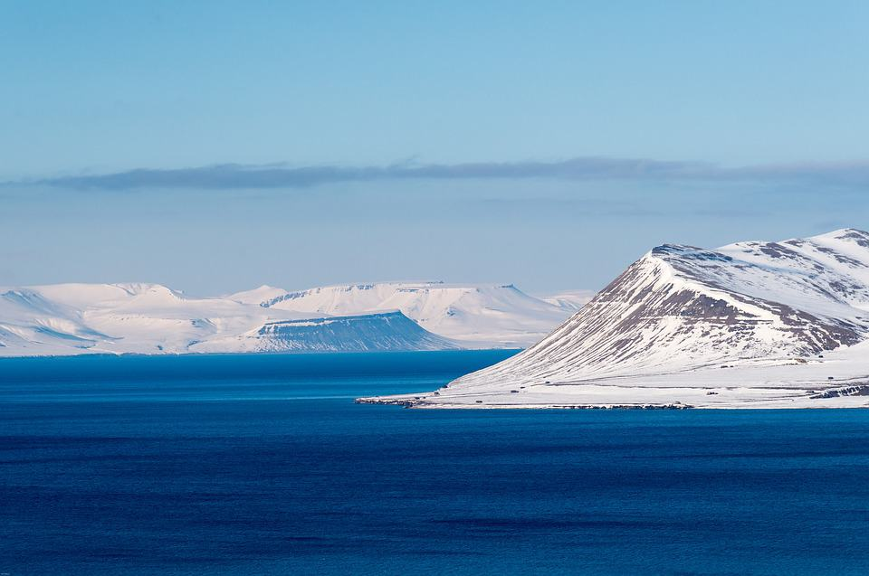 Svalbard Island - Best Places to Visit in Norway