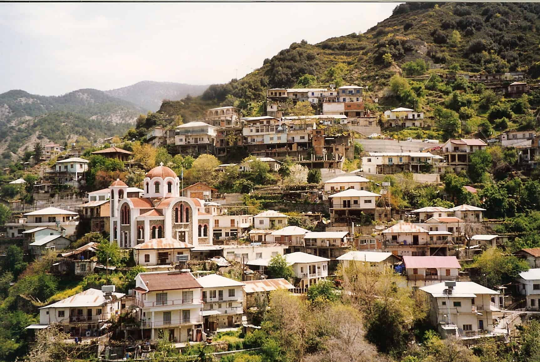 Troodos Villages - Top Tourist Spots to Visit in Cyprus