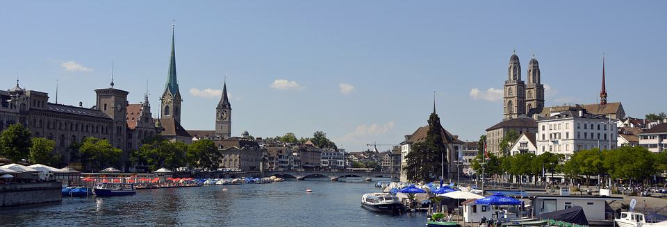 Zurich - Best Places to Visit in Switzerland with the Family