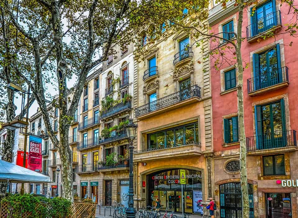 Barcelona, Spain - World's Best Cities to Visit With Family