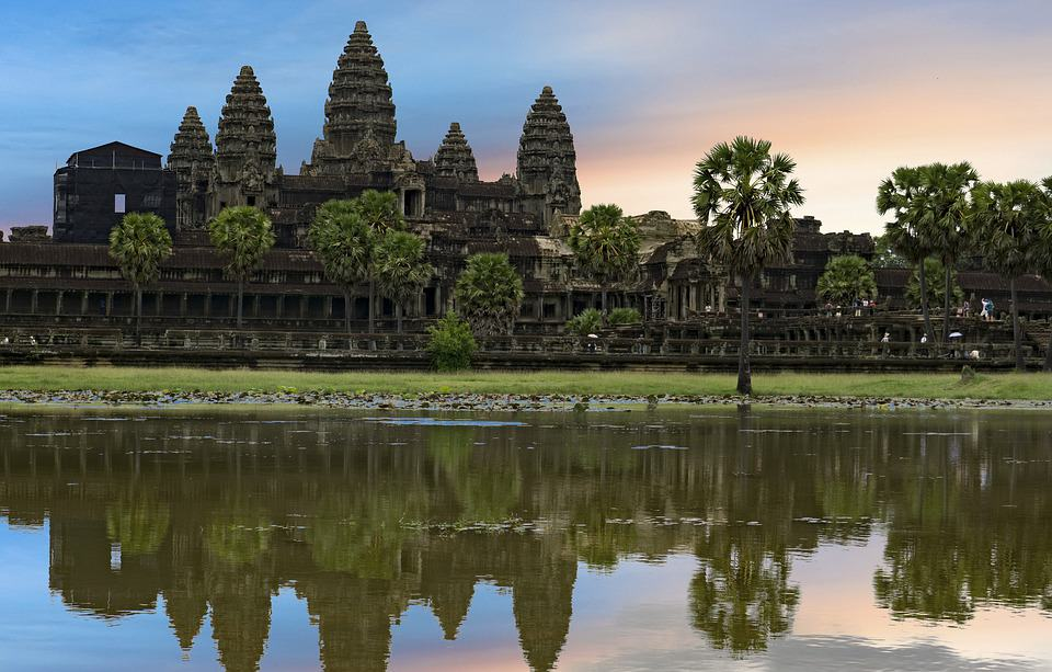 Cambodia - Best places to visit in January