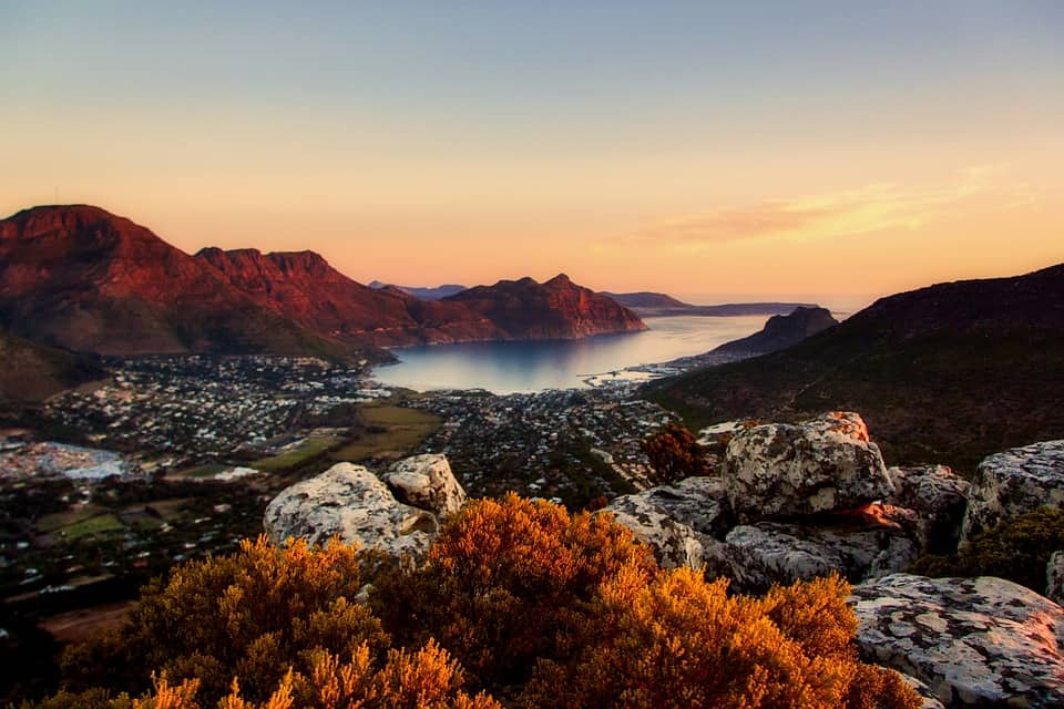 Cape Town, South Africa - World's Best Cities to Visit With Family