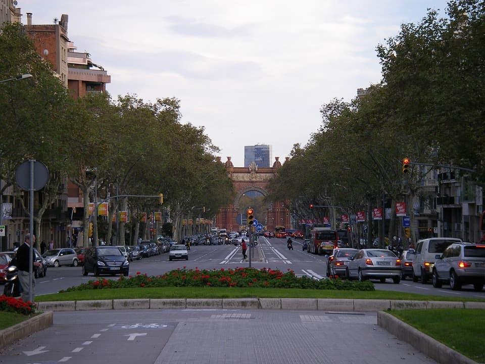 La Rambla - Barcelona With Kids