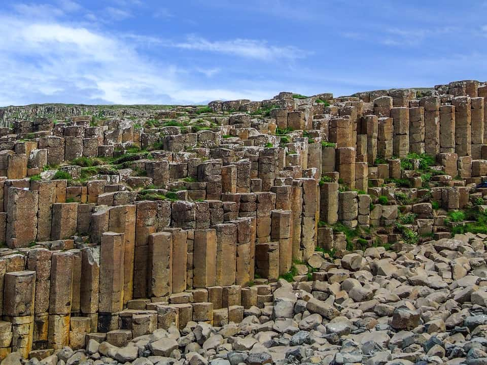 Giant's Causeway - Ireland With Kids