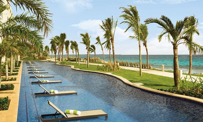 Hyatt Ziva Cancun - Best New All-inclusive Resorts to Visit in this Year