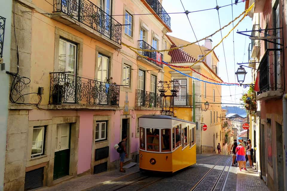 Lisbon, Portugal - World's Best Cities to Visit With Family