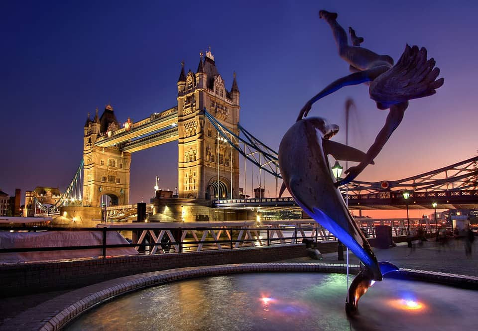 London, England - World's Best Cities to Visit With Family