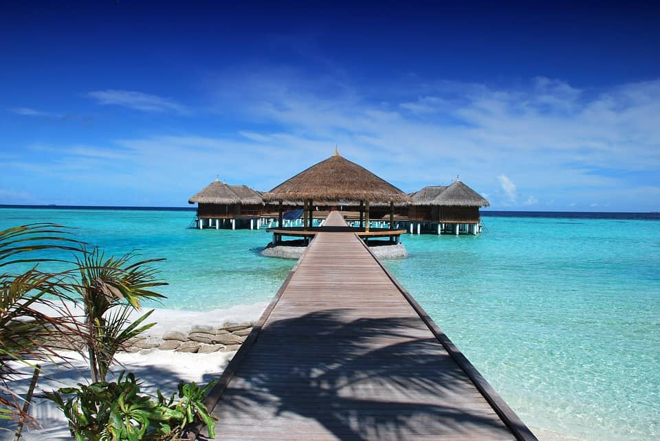 Maldives - Best places to visit in January