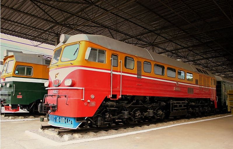 Museum of Railway Technology  - Best Things to Do in Belarus