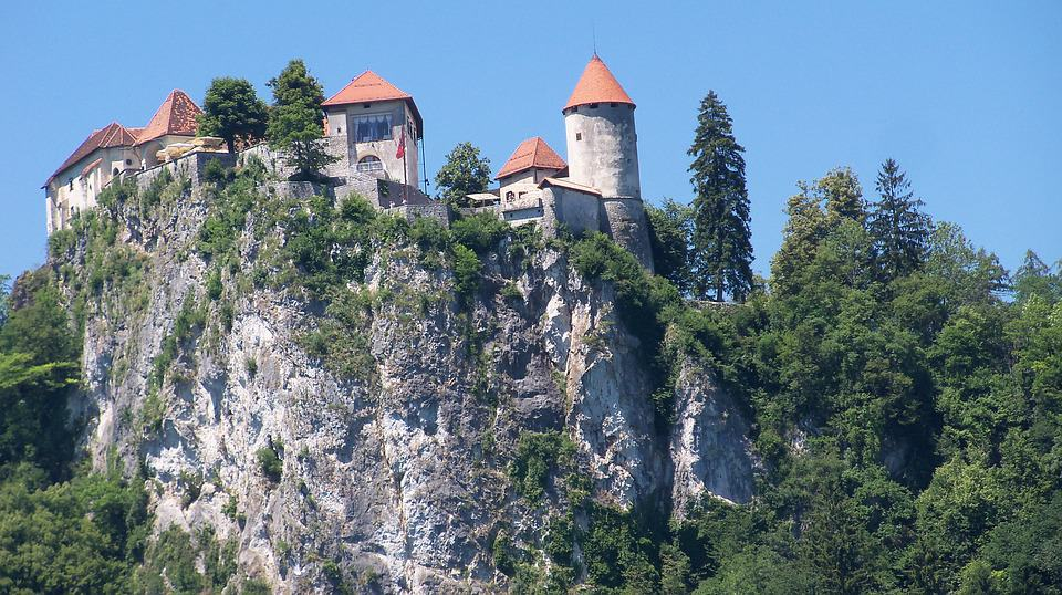 Castle Bled - Slovenia With Kids