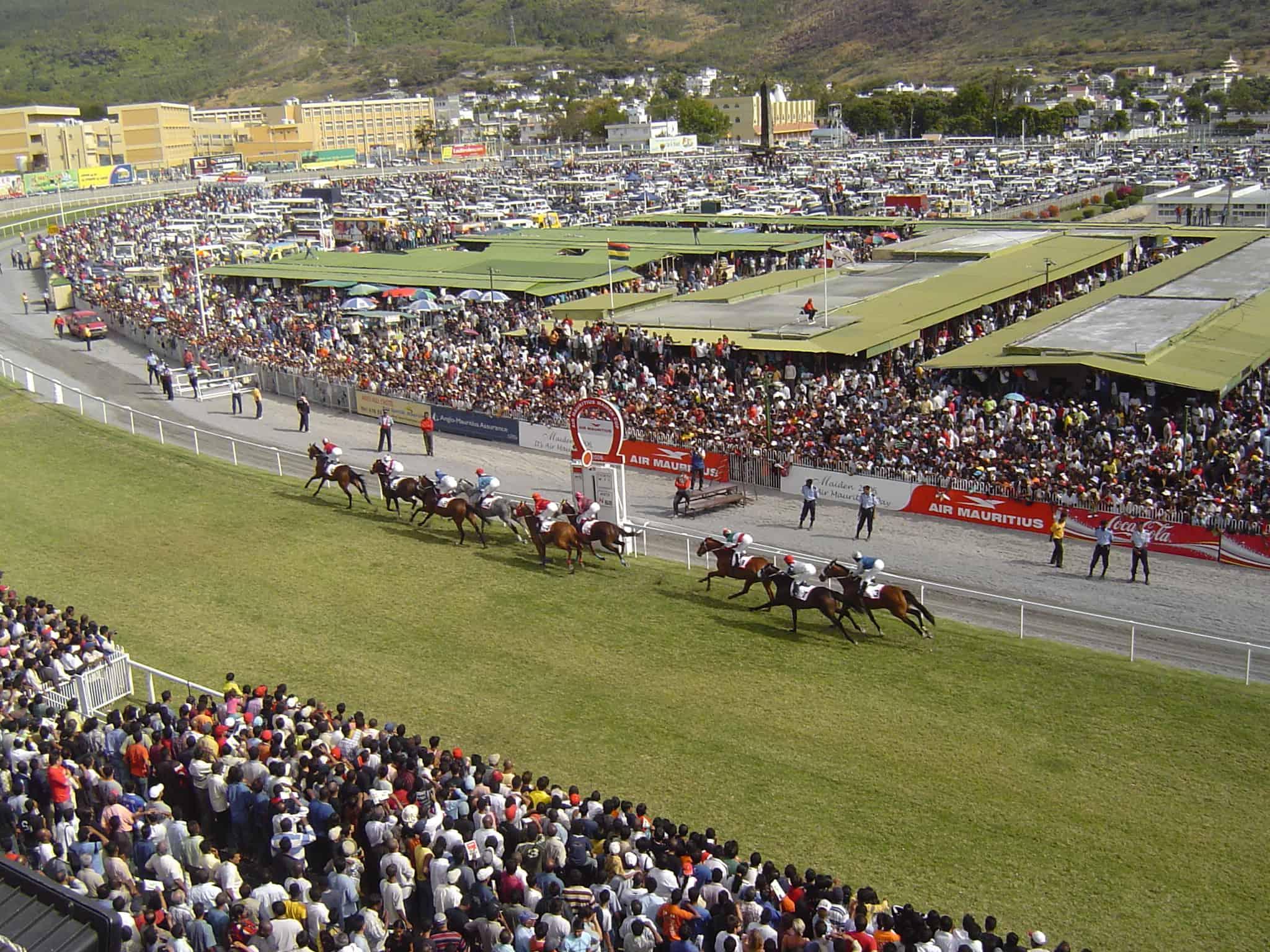 Champ de Mars Racecourse - Vacation Spots in Mauritius