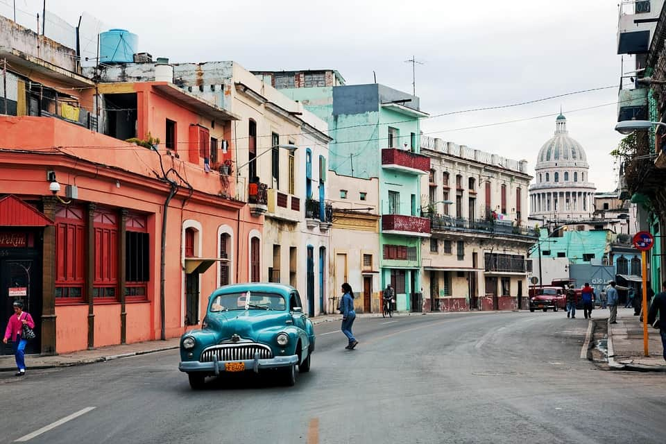 Cuba - Best Places to Visit in April