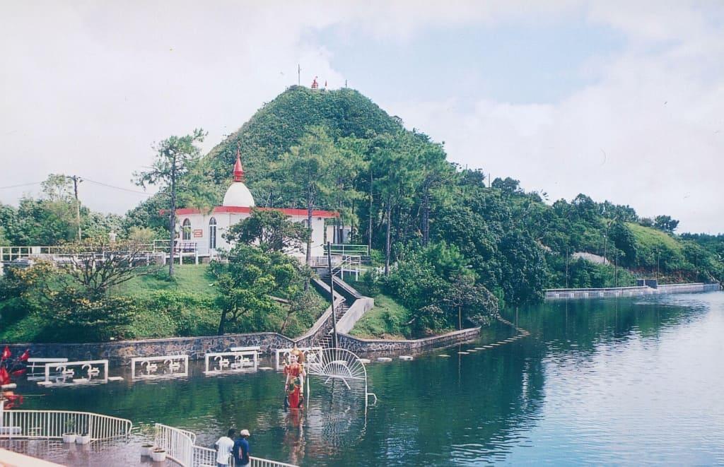 Ganga Talao - Vacation Spots in Mauritius